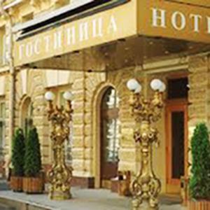 Гостиницы Каменки