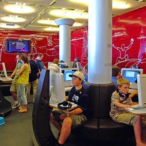 Интернет-кафе Каменки