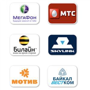 Операторы сотовой связи Каменки